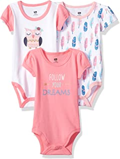 d2cee80b9 Amazon.com: 12-18 mo. - Bodysuits / Clothing: Clothing, Shoes & Jewelry