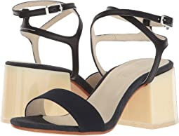 Mixed Material Sandal