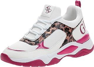 GUESS womens FRANKEY Sneaker