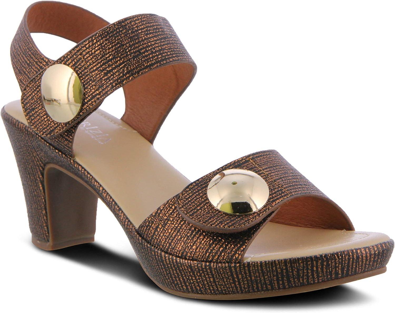PATRIZIA DADE-Party Ankle Strap Sandal