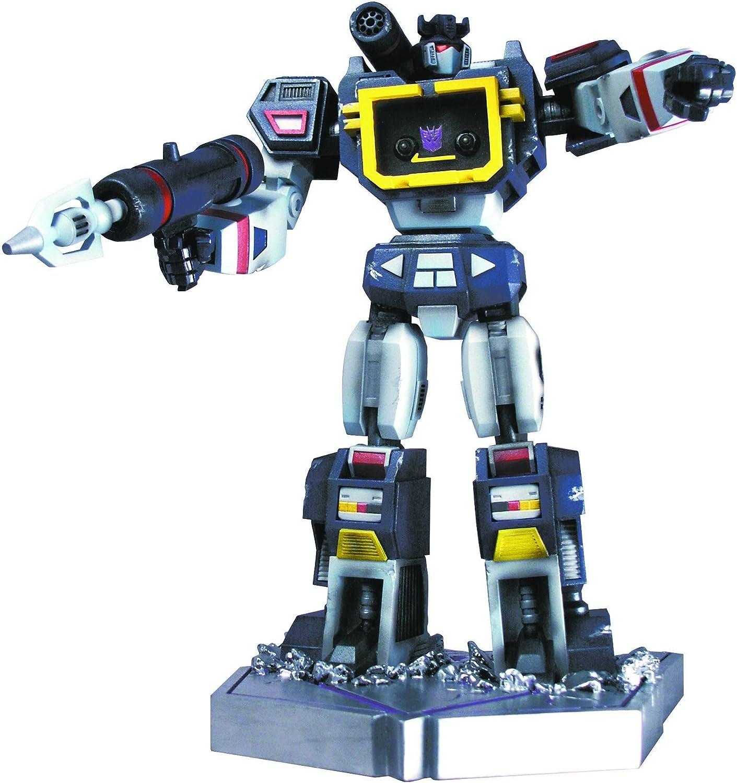 Transformers Soundwave Mini Statue