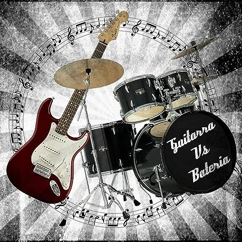Batería Vs Guitarra de Bombero00 en Amazon Music - Amazon.es