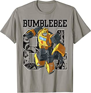 Transformer Bumble Bee 84 Action T-Shirt