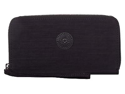 Kipling Imali RFID Wallet (Black Dazz) Handbags