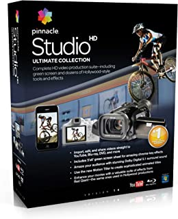Pinnacle Studio Ultimate Collection V14  [OLD VERSION]