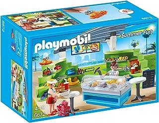 PLAYMOBIL - Juego Splish Splash café (66720)