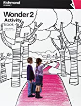 WONDER 2 ACTIVITY + AB CD - 9788466818087