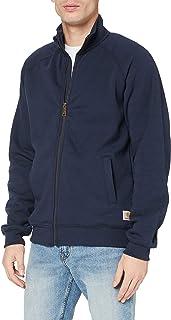 Carhartt Midweight Mock Neck Zip Front Sweatshirt Uomo