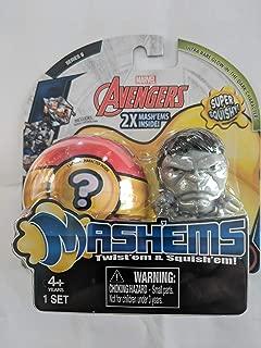 Mashems Marvel's Avengers Hulk Plus ? Figure and Bonus Carrycase Series 8