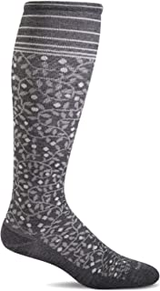Women's New Leaf Firm Graduated Compression Sock