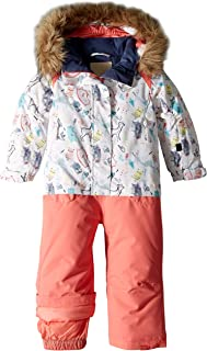 Girls' Toddler Paradise Snow One Piece Jumpsuit