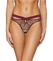 ELSE - Bohemian Thong with Cross Front