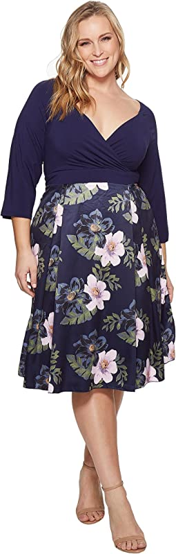 Plus Size Callie Dress