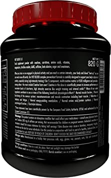 Scitec Nutrition Hot Blood 3.0 820g pink limonade