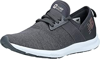 New Balance Women's Nergize V1 FuelCore Cross Trainer, Grey, 6 B US