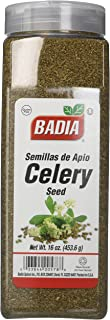 Badia Spices inc Seas, Celery Seed, Whole, 16-Ounce (Pack of 6)