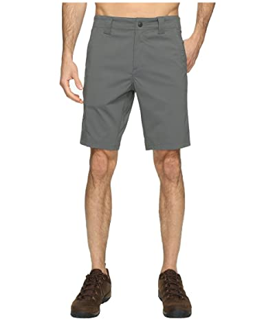 Royal Robbins Everyday Traveler Shorts (Charcoal) Men
