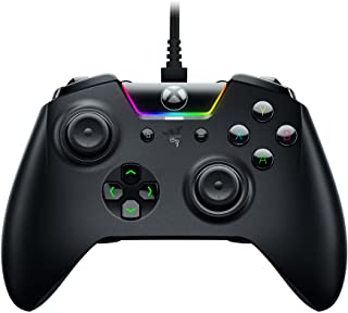 Razer Wolverine Tournament Edition: 4 Remappable Multi-Function Buttons - Hair Trigger Mode - Razer Chroma Lighting - Gaming Controller works with Xbox One and PC