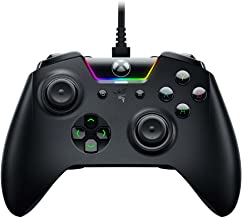 Razer Wolverine Tournament Edition Officially Licensed Xbox One Controller: 4 Remappable Multi-Function Buttons - Hair Tri...
