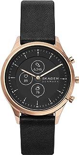 Skagen Women's Hybrid HR Jorn Smartwatch with Smartphone Notifications, Music Control, and Activity Tracker