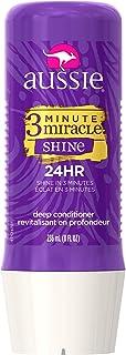Aussie 3分钟奇迹护发素,8液体盎司 盎司。