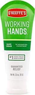 O'Keeffe's Working Hands Hand Cream, 3 ounce Tube