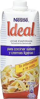 Nestlé Ideal - Leche evaporada semidesnatada - Caja de