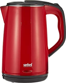 Sanford Electric Kettle - Sf3359Ek-1.8L Bs - White