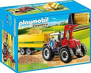 Playmobil 70131Country Gigante Tractor con Colgante
