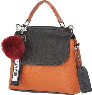 Muncaso Women Genuine Leather Handbag Ladies Fashion Bag Satchel Crossbody Bag