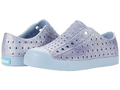 Native Kids Shoes Jefferson Bling Glitter (Little Kid) Girls Shoes