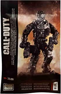 Mega Bloks Call of Duty (COD) 2016 SDCC Fan Expo Exclusive Special Operations Mini Figure