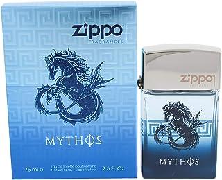 Zippo Mythos by Zippo for Men 2.5 Oz Eau de Toilette Spray 2.5 Oz