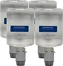Pacific Blue Ultra Gentle Foam Hand Soap Refill by GP PRO (Georgia-Pacific), Fragrance-Free, Dye-Free, 43714, 1200mL Per Refill, 4 Refills Per Case