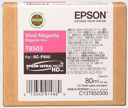 Epson T8503-C13T850300 Kırmızı Orjinal Kartuş