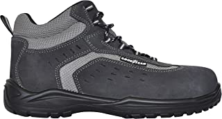 Goodyear g1388401 C – stövlar läder (oxläder) grå, G1388401C