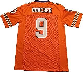 Kooy Bobby Boucher #9 The Waterboy Adam Sandler Movie Football Jersey Men Summer