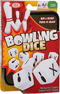 Ideal Bowling Dice Game