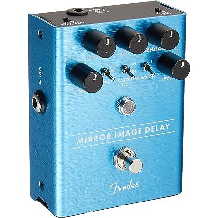 Fender Mirror Image Delay Pedal Blue