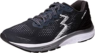 361 Degrees Spire 3 - Womens Neutral Running Shoes Women's Running Shoes, Ebony/Black