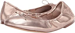 Champagne Rose Soft Metallic Sheep Leather