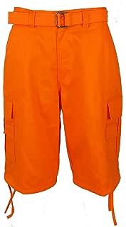 Men's Heavy Twill Cargo Shorts