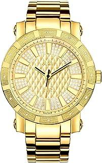 Jbw Watch Display and Strap Jb-6225-M_Gold, Analog Display, Swiss Quartz Movement