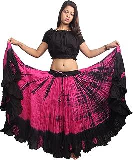 Women's American 25 Yard Cotton Skirt