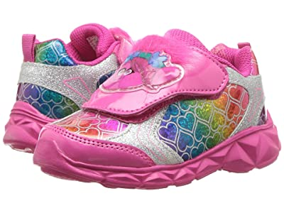 Favorite Characters Trolls Poppytm Lighted ATHL 1TLF310 (Toddler/Little Kid) (Pink) Girls Shoes