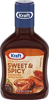 kraft sweet and spicy bbq sauce