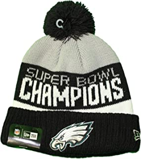 detailed look cd666 37989 New Era Philadelphia Eagles NFL Super Bowl LII Champions Parade Knit Hat