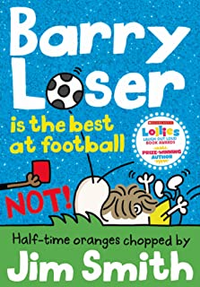 Barry Loser is the best at football NOT!