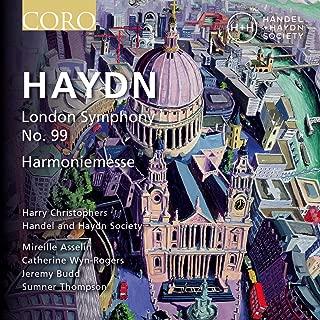 Haydn Symphony No. 99 & Harmoniemesse