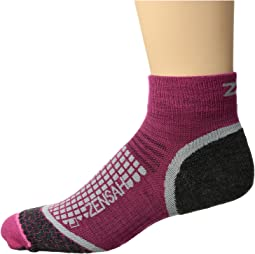 Zensah - Grit Running Socks (Ankle)